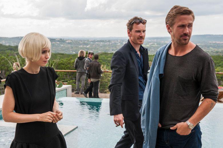 """У новому фільмі """"Song to Song"""" знімуться Райан Гослінг, Майкл Фассбендер, Наталі Портман і Руні Мара"""