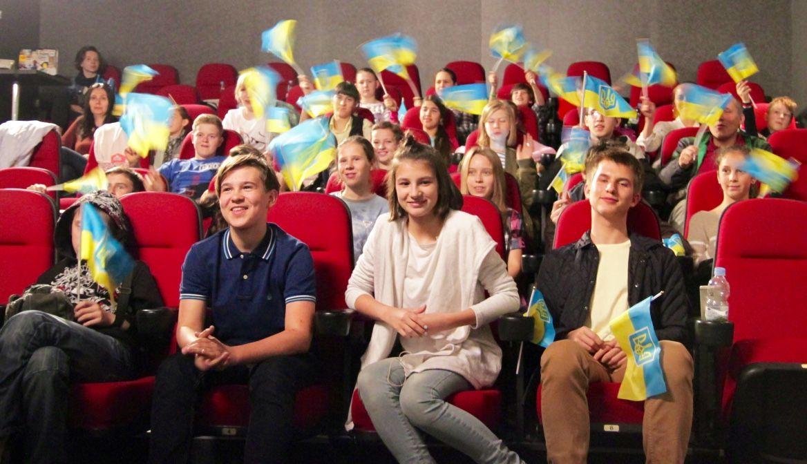 Українські підлітки