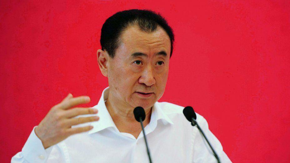 Китайські фондові індекси Ванди на тлі чуток про затримання голови