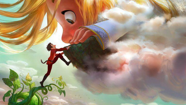 Джек-шельф Disney і фільм Beanstalk 'Gigantic'
