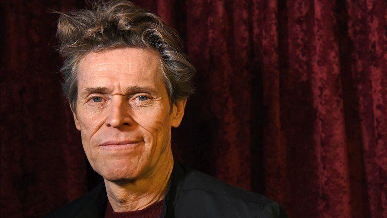 Фільм «Санта-Барбара»: Віллем Дафо зіграв за премію «Кіно Авангард»