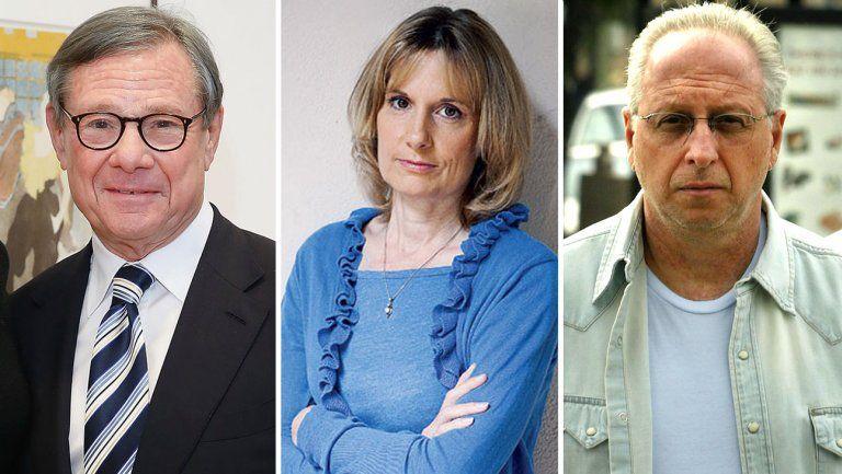 Ентоні Пеллікано відокремився від судового процесу Аніти Буш проти Майкла Овіц