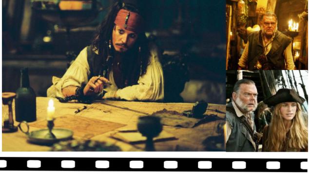 Пираты Карибского моря Сундук мертвеца